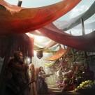 Esgir's Market Stall
